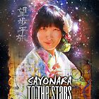 Sayonara To The Stars by Bob Bello