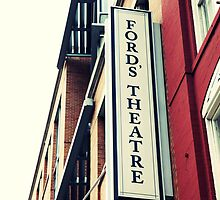 Ford's Theatre by anniemgo