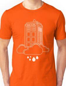 The Tardis - Doctor Who Unisex T-Shirt
