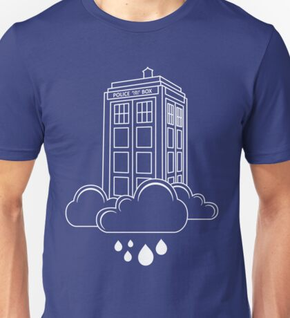 The Tardis - Doctor Who Unisex T-Shirt