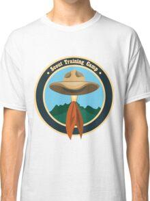 Scout camp logo Classic T-Shirt