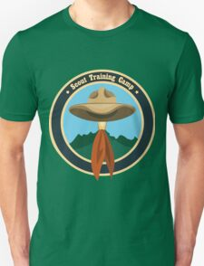 Scout camp logo Unisex T-Shirt