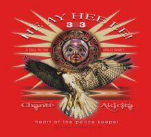 lady hawk by arteology