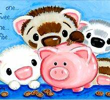 Counting Our Pennies by Shelly  Mundel