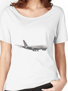Air France A380 Women's Relaxed Fit T-Shirt