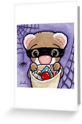 Fuzzy Bandito by Shelly  Mundel