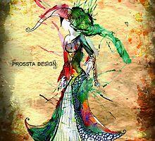 Capricorn - Goat-horned (The Sea-Goat) by prossta