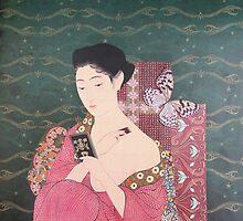 Nippon series No. 2 by Kanchan Mahon