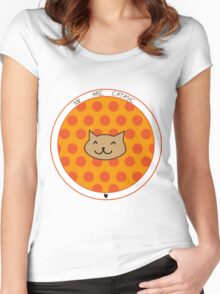 you are catastic!  Women's Fitted Scoop T-Shirt
