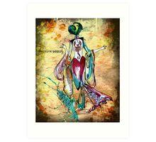 Scorpio - The Scorpion Art Print