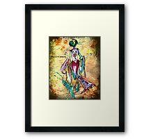 Scorpio - The Scorpion Framed Print