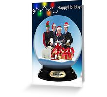 An MJN Holiday Greeting Card