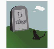Schrödinger's cat 1 - Schrödinger 0 by funkyworm