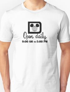 Open Daily T-Shirt