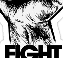 Fight, for your right ! To Paaaaarty ! Sticker
