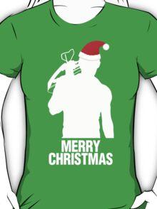 Daryl Dixon Christmas Design (Light) T-Shirt