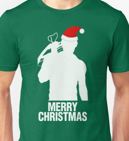 Daryl Dixon Christmas Design (Light) Unisex T-Shirt