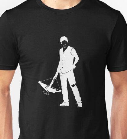 Daryl (white) Unisex T-Shirt