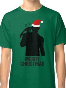 Daryl Dixon Christmas Design (Dark) Classic T-Shirt