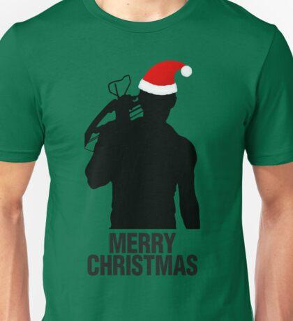 Daryl Dixon Christmas Design (Dark) Unisex T-Shirt