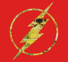 The Flash Comic Logo (Y) by kyranosauros