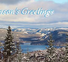 Season's Greetings by nerdywithnature