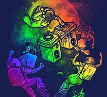 Space Disco by Jonah Block