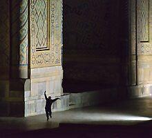 Dancing in the Moonlight by Kasia Nowak