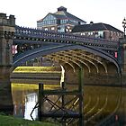 Skeldergate Bridge. by John (Mike)  Dobson