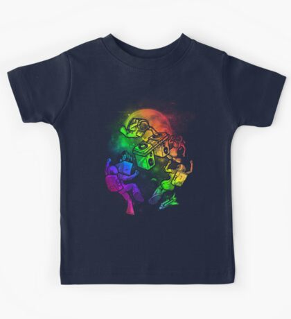 Space Disco Kids Tee
