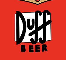 Duff Beer by masxxi