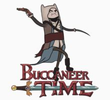 Buccaneer Time! by Leanne Harrison