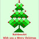 MERRY CHRISTMAS AND HAPPY NEW YEAR by RainbowArt