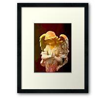 Angels We Have Heard On High  Framed Print