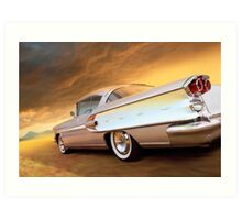 When Cars Could Fly Art Print