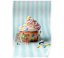 Building better birthday cakes Poster