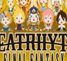 Final Fantasy: Theatrhythm Curtain Call Sticker