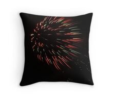 Explosion! Throw Pillow