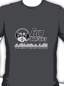 "Club, ""Baby Seals"" T-Shirt"