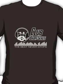 "Club, ""Baby Seals"" T-Shirt"