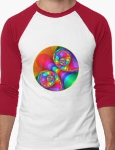 Beautiful Rainbow Spiral For Apparel  T-Shirt