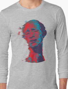 Trippy Man Long Sleeve T-Shirt