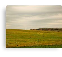 Texas Panhandle  Canvas Print