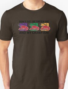 Me and My Crawfish! T-Shirt