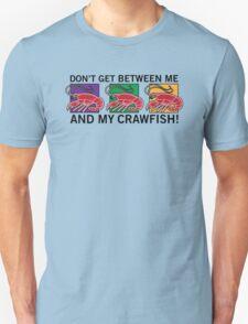 Me and My Crawfish! T-Shirt