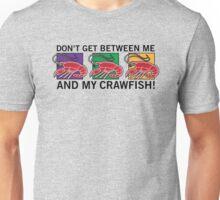 Me and My Crawfish! Unisex T-Shirt