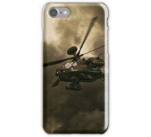 Apache Attack iPhone Case/Skin