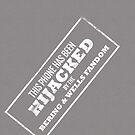 Hijacked by Feels - Dark Grey by webgeekist