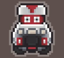 8-Bit VINCENT by justinglen75