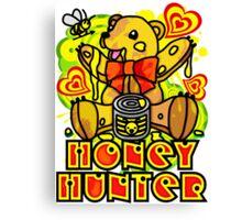 HONEY_HUNTER Canvas Print